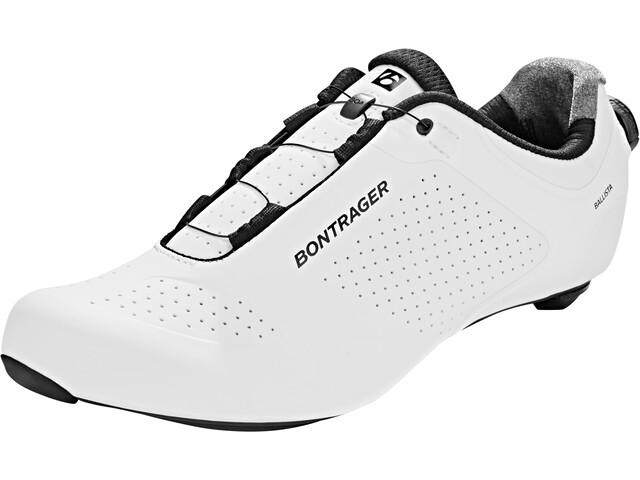 100% d'origine la moitié styles de variété de 2019 Bontrager Ballista Road Chaussures Homme, white